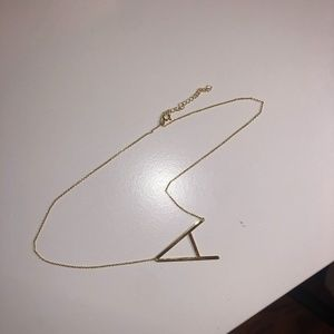 Jewelry - 'A' Necklace